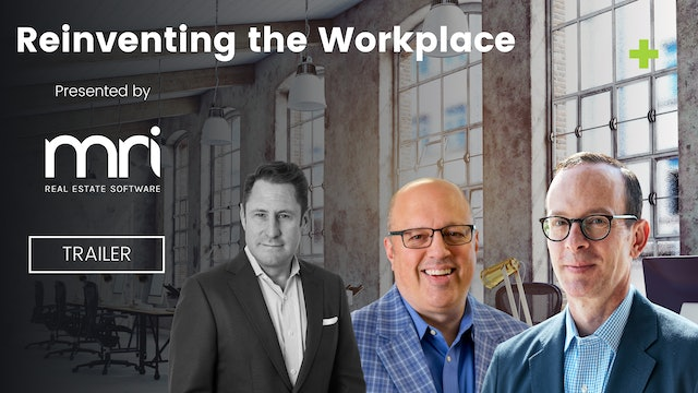 Reinventing the Workplace Trailer