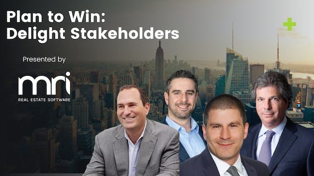 Plan to Win: Delight Stakeholders