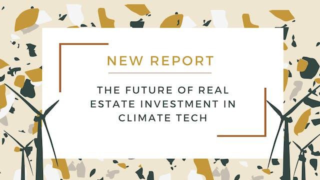 CREtech Climate Research: The Future ...