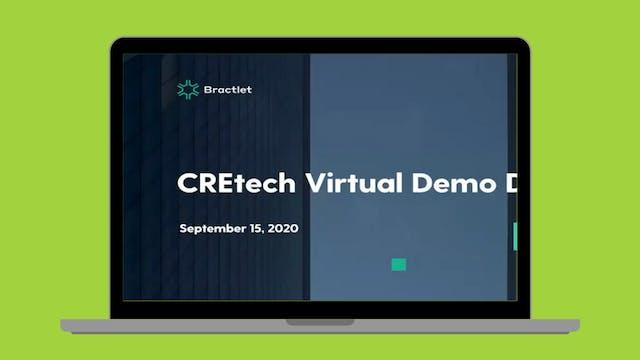 Virtual Demo Day - Bractlet