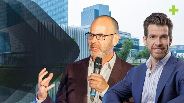 Exclusive One on One Conversation with Michael Beckerman and Brendan Wallace