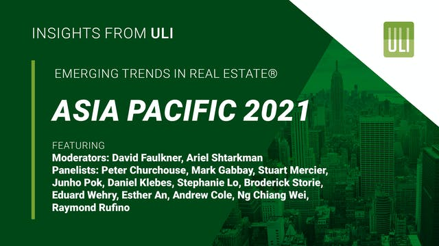 Emerging Trends in Real Estate®  Asia...