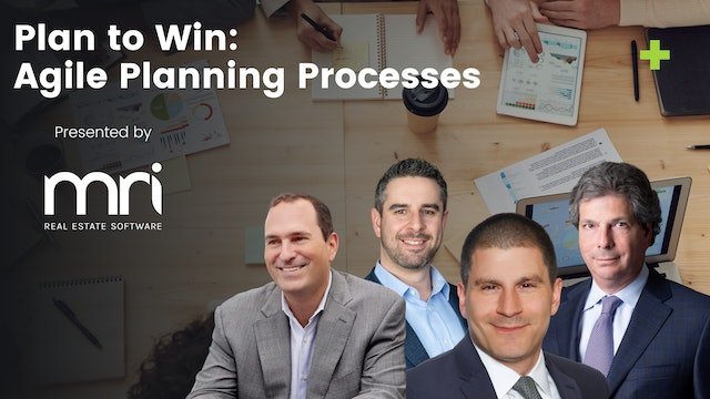Plan to Win: Agile Planning Processes