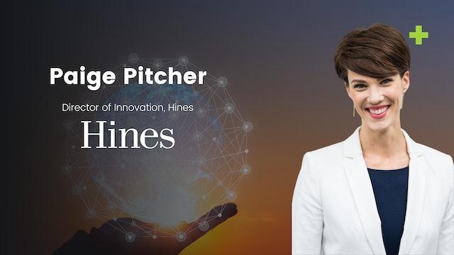 Paige Pitcher