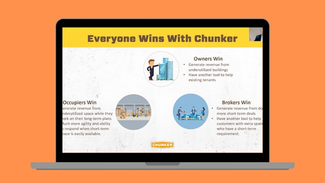 2020 Real Estate Tech Awards (#RETAS) Winners: Industrial - Chunker