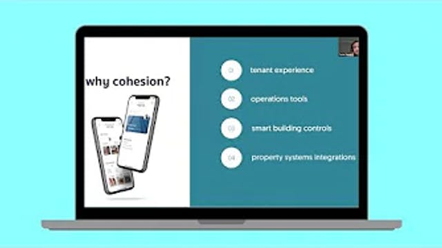 Virtual Demo Day - Cohesion