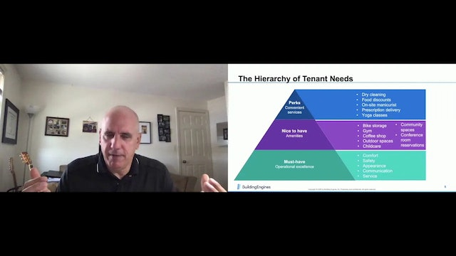 Hierarchy of Needs: What Matters Most to Tenants as CRE Navigates Re-occupancy