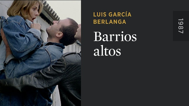 Barrios altos
