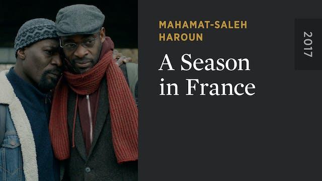 A Season in France