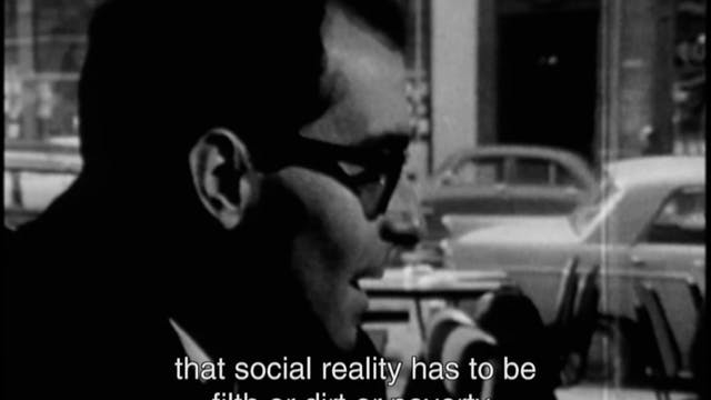 Jean-Luc Godard on LE PETIT SOLDAT
