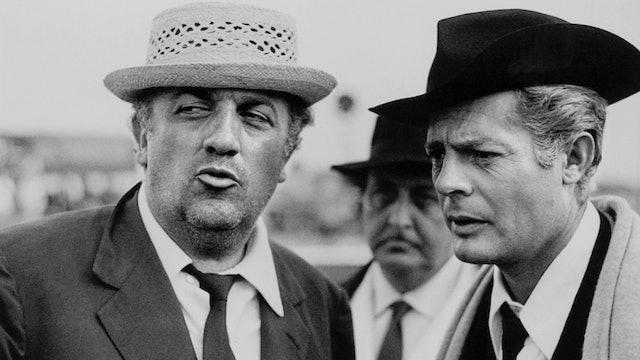 Marcello Mastroianni on Federico Fellini