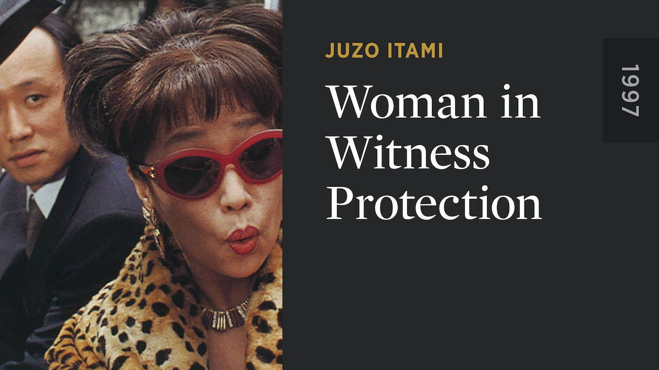 Woman in Witness Protection