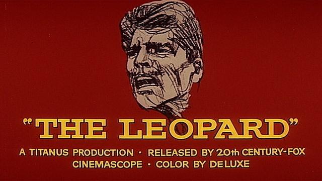 THE LEOPARD American Trailer 1