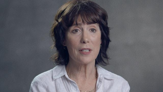 Susan Seidelman and Susan Berman on SMITHEREENS