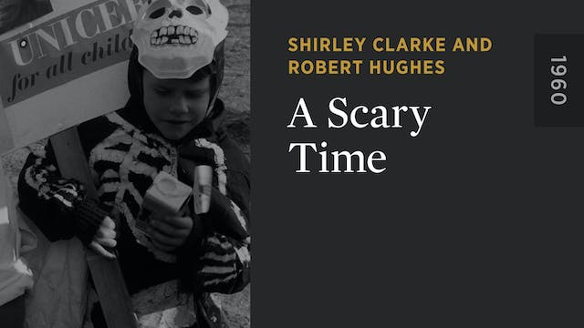 A Scary Time