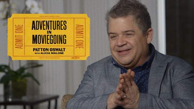 Patton Oswalt's Adventures in Moviegoing