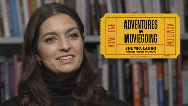Jhumpa Lahiri's Adventures in Moviegoing