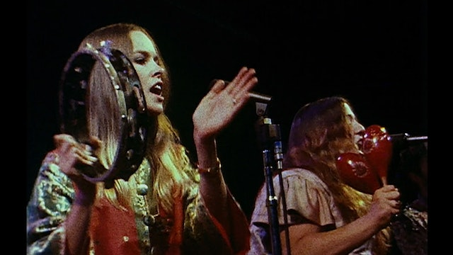 MONTEREY POP Outtakes: The Mamas & the Papas 1