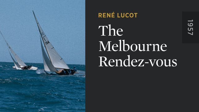 The Melbourne Rendez-vous