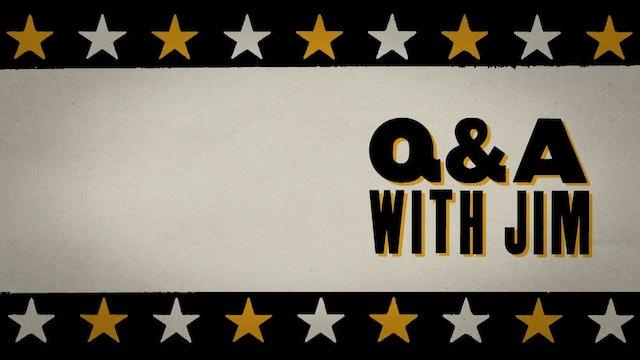 MYSTERY TRAIN Q&A with Jim Jarmusch