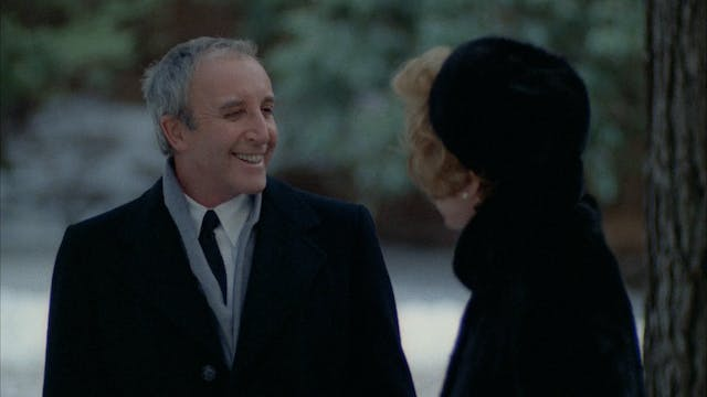 BEING THERE Alternate Ending