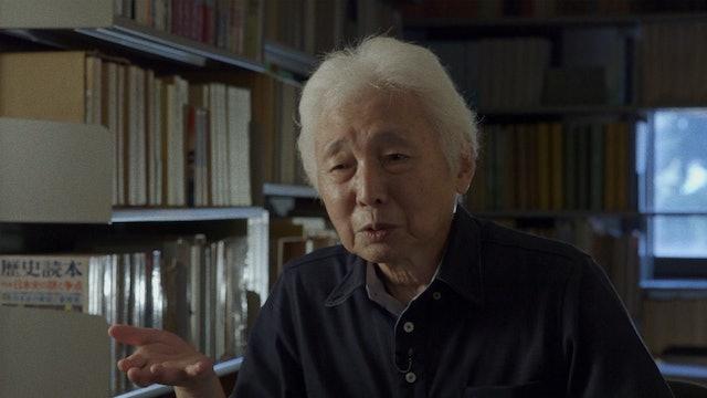 Kiyoshi Ogasawara on KWAIDAN