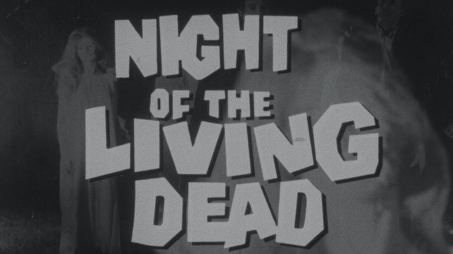 NIGHT OF THE LIVING DEAD TV Spots: Twenty Seconds
