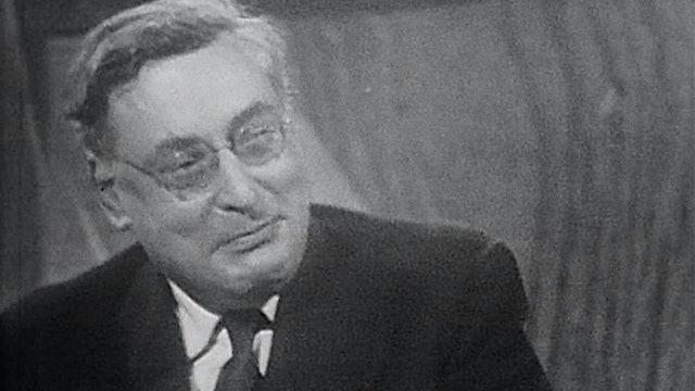 """Raymond Queneau on """"Zazie dans le métro,"""" 1959"""