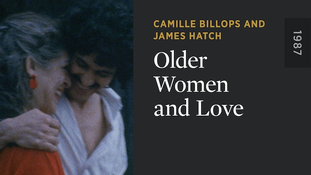 Older Women and Love