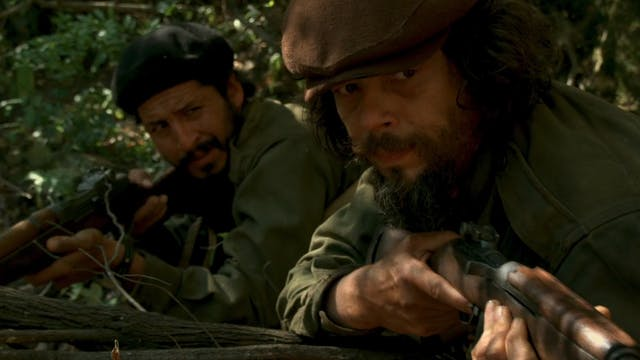 CHE: PART TWO Deleted Scenes with Com...