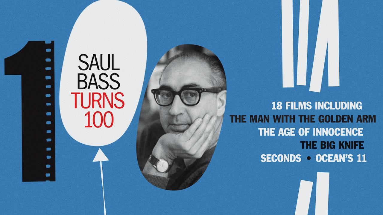 Saul Bass Turns 100