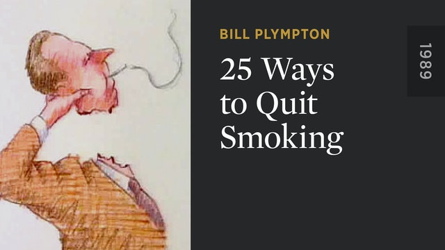 25 Ways to Quit Smoking