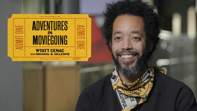 Adventures in Moviegoing with Wyatt Cenac