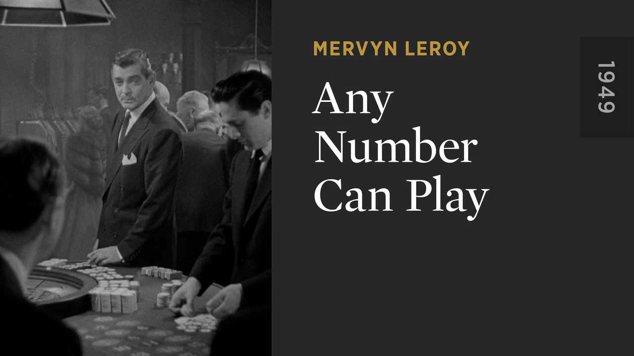 Any Number Can Play