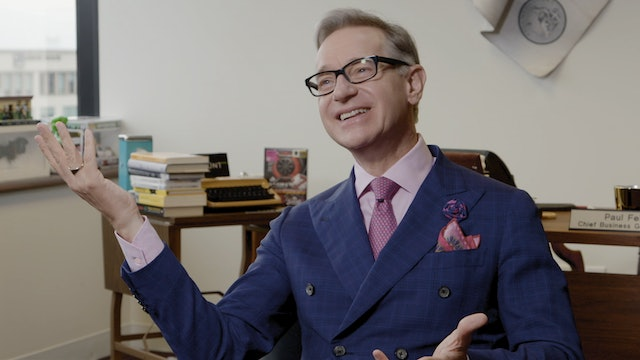 Paul Feig on PLAYTIME