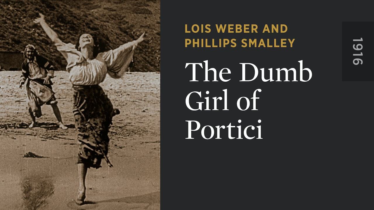 The Dumb Girl of Portici