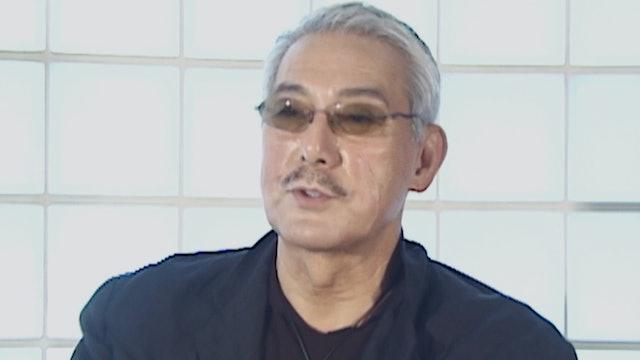 Joe Shishido on YOUTH OF THE BEAST