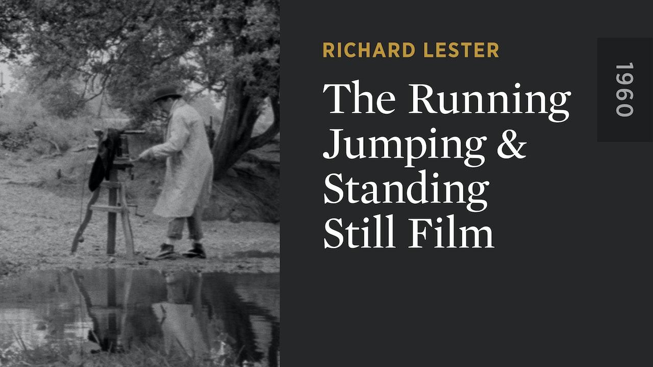 The Running Jumping & Standing Still Film