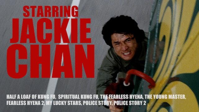 Starring Jackie Chan