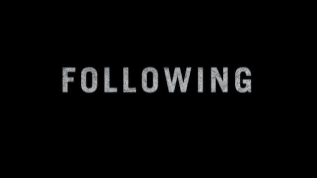 FOLLOWING 2010 Rerelease Trailer