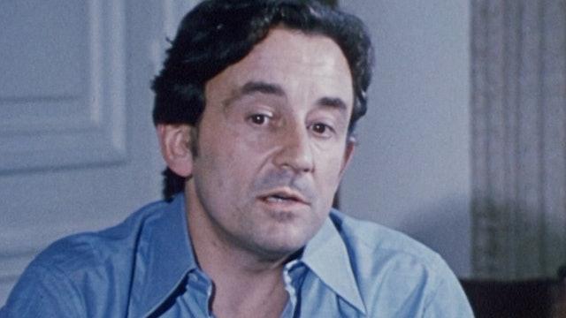 """""""Pour le cinéma"""": Louis Malle, 1975"""