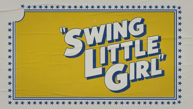 """Swing Little Girl"""