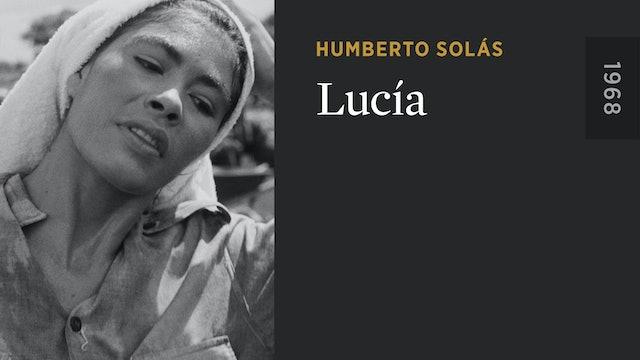 Martin Scorsese on LUCÍA