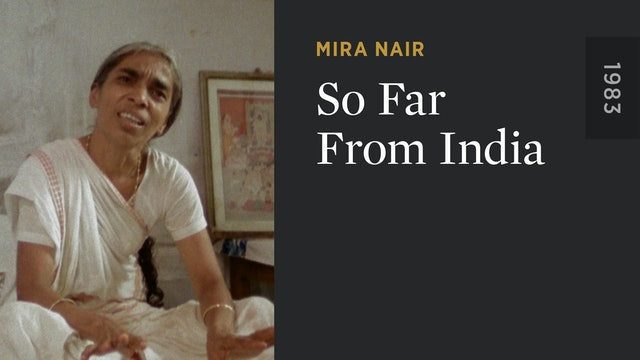 So Far from India