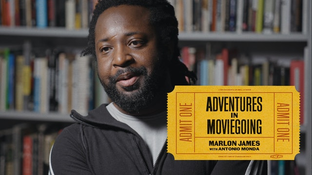 Marlon James on THRONE OF BLOOD