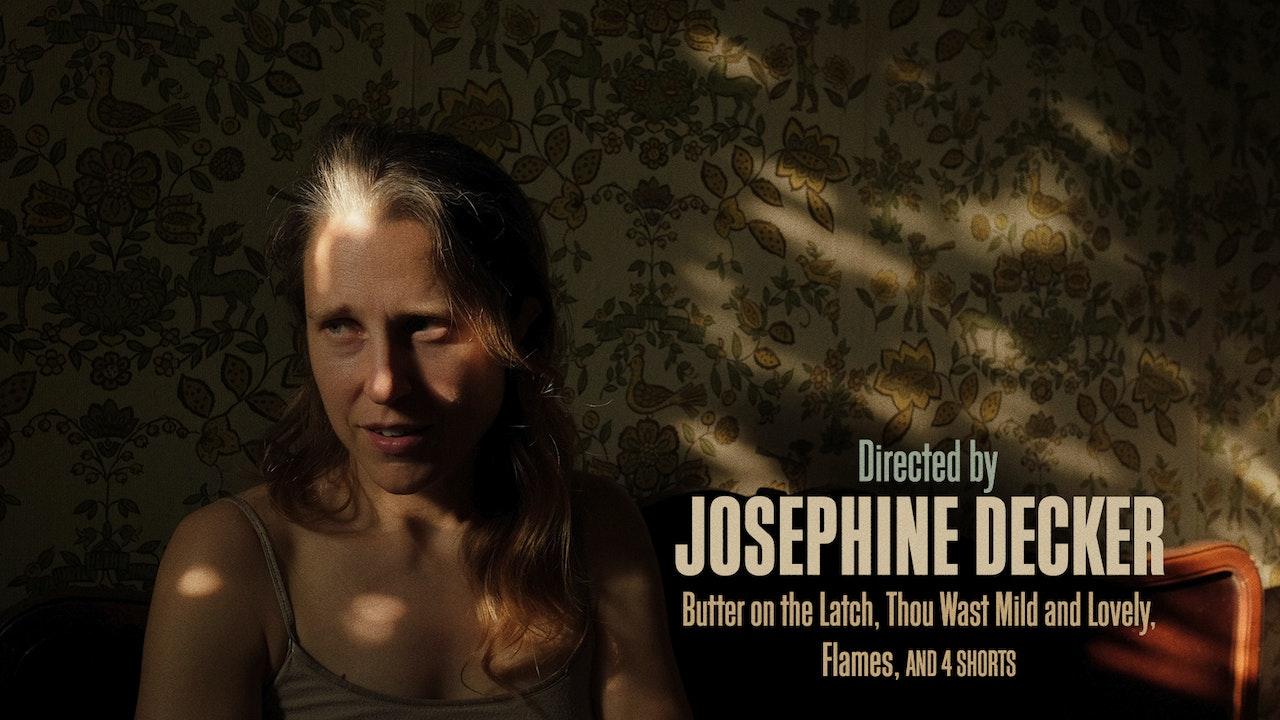 Directed by Josephine Decker