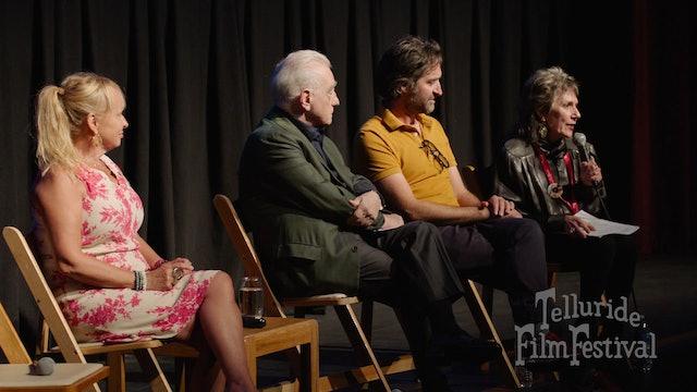 VARDA BY AGNÈS Telluride Film Festival Panel