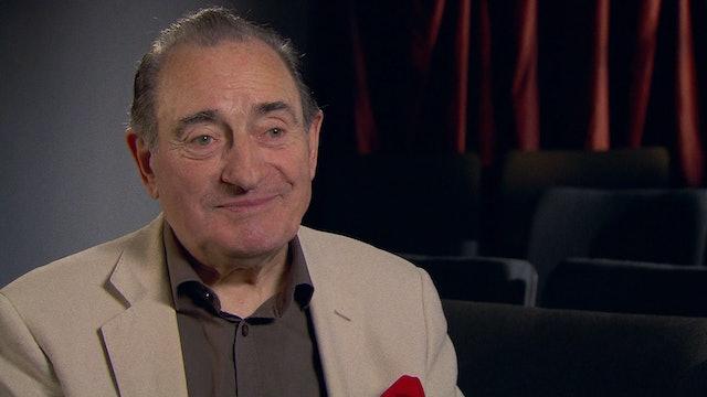 Pierre Étaix on HAPPY ANNIVERSARY