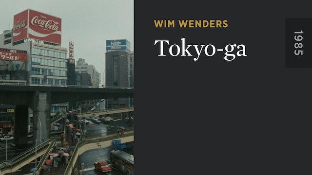 Tokyo-ga