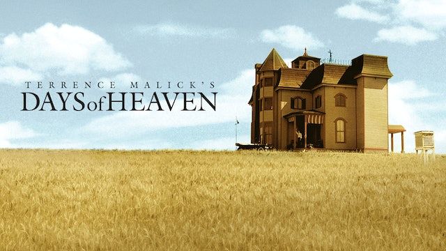 Days of Heaven - The Criterion Channel